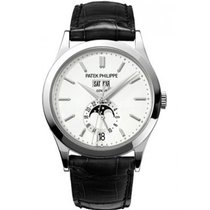 Patek Philippe 5396G-011 Annual Calendar Moonphase Complications