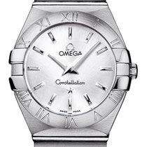 Omega Constellation Brushed 27mm 123.10.27.60.02.001