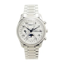 Longines Master Stainless Steel Silver Automatic L2.673.4.78.6