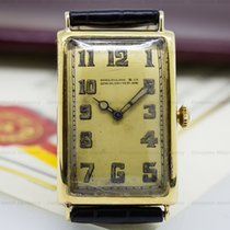 Patek Philippe Rectangular Shape No. 10 Vintage Gondolo...