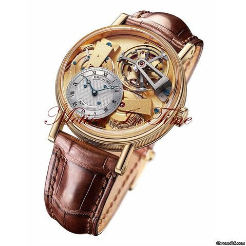 Breguet Tradition Tourbillon Breguet Tradition Fusee
