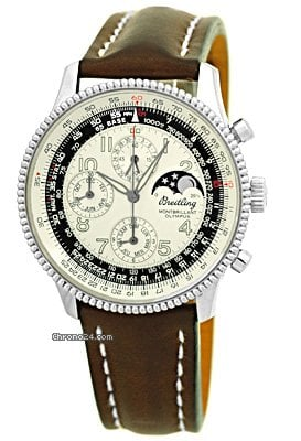 Breitling Navitimer Montbrillant Olympus Chronograph Strapwatch [On Hold]