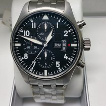 IWC Pilots Watch Chronograph 377704