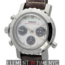 Kobold Stirling Moss Rattrapante Chronograph Titanium 41mm...