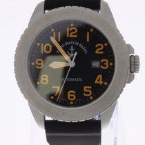 Zeno-Watch Basel Jumbo Automatic NEW