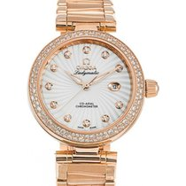 Omega De Ville Ladymatic Co-Axial 425.65.34.20.55.001 34mm...