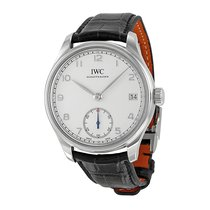 IWC Men's IW510203 Portuguese Hand Wound 8-Day Watch
