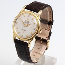 Omega Constellation Automatik Chronometer 1956 - 750/18kt....