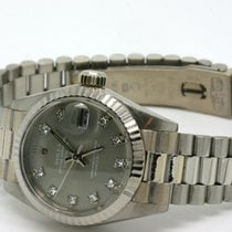 Rolex Oyster Perpetual Lady Datejust 18kt Weißgold
