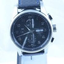 Hamilton Herren Uhr Automatik 43mm Jazzmaster Chronograph H327161