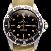 勞力士 (Rolex) Submariner ref 5512 chapter ring exclamation point...