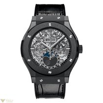 Hublot Classic Fusion Moonphase Automatic Ceramic Men's Watch