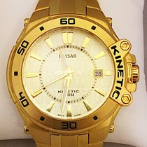Pulsar Men's Pulsar ( By Seiko ) Gold Colored Kinetic...