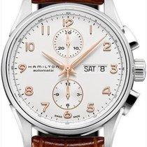 Hamilton Jassmaster Maestro H32576515 Sportliche Herrenuhr 60h...