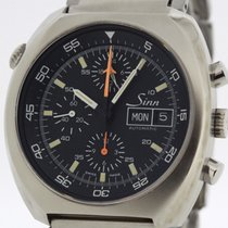 Sinn Weltraum Chronograph 142B Pre D1 Full SERVICED by Sinn...