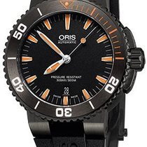 Oris Aquis Men's Watch 01 733 7653 4259-07 4 26 34GEB