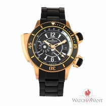 Jaeger-LeCoultre Master Compressor Diving Pro Geographic Navy...