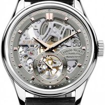 Armand Nicolet LS8 Small Seconds ~Limited Edition~ 9620S-GL-P7...
