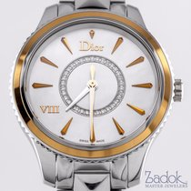 Dior VIII Montaigne Mother of Pearl Dial 32mm Quartz Ladies'...