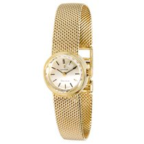Omega Vintage 511.122 Women's Watch in 14K Yellow Gold