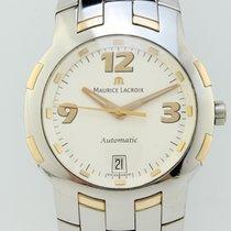 Maurice Lacroix Milestones Automatic Steel-Gold MS6017