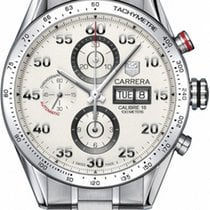 TAG Heuer Men's Carrera Automatic Chronograph Watch...