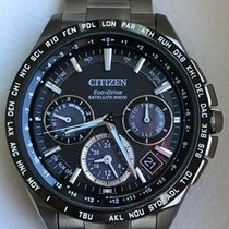 Citizen Lead, Eco-Drive Satellite Wave GPS CC9015-54E Caliber:...