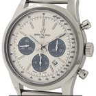 Breitling Transocean Chronograph Stainless Steel 43mm Ref....