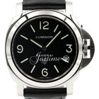 Panerai PAM 000 Luminor Base Logo Acciaio 44mm Stainless Steel...