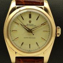Rolex Bubbleback REF. 6050 14KT Pink Gold