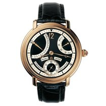 Maurice Lacroix Masterpiece Calendrier Retrograde Rose Gold