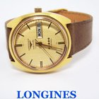 Longines ADMIRAL 5 STAR TURLER Automatic Watch 1970s Cal 507...