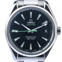 Omega Seamaster Aqua Terra Golf Master Co-Axial Stahl Automati...