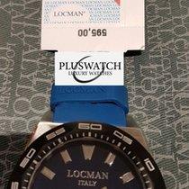Locman STEALTH Automatic 300 M  Blue Dial G