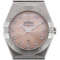 Omega Constellation 27 Quartz Gemstone