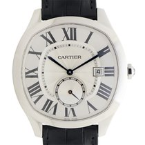 Cartier Drive De Cartier Stainless Steel Silver Automatic...