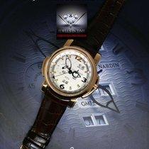 Ulysse Nardin GMT Perpetual Calendar 18k Rose Gold Mens Watch...