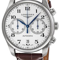 Longines Master Collection Automatic Chronograph Steel Mens...