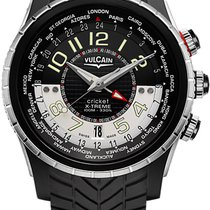 Vulcain Aviator Cricket GMT Extreme 161925.165RF