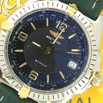 Breitling Wings Automatic 38mm Papers