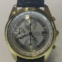Girard Perregaux GP4900 18 kt gold chronograph automatic