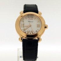 Chopard Happy Sport 36mm Rose Gold 277471-5001