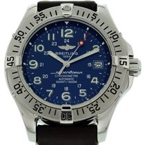 Breitling Men's Breitling SuperOcean Stainless Steel A17360