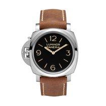 Panerai Luminor 1950 Left-Handed 3 Days Acciaio  Mens Watch...