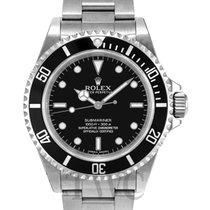 Rolex Submariner Black/Steel Ø40mm - 14060M