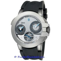 Harry Winston Project Z5 Tourbillon World Time 400-MATTZ45ZC-W...