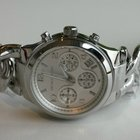 Michael Kors Chronograph Chain Bracelet Ladies Watch MK...