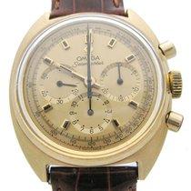Omega Seamaster 18ct Gold Chronograph Herren