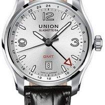 Union Glashütte Belisar GMT D002.429.16.037.00 NEU