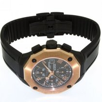 Baume & Mercier Riviera Chronograph 18K Rose Gold / Titanium